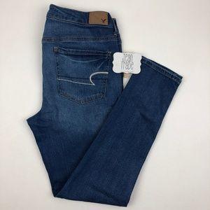 AEO American Eagle Skinny Jegging Jeans